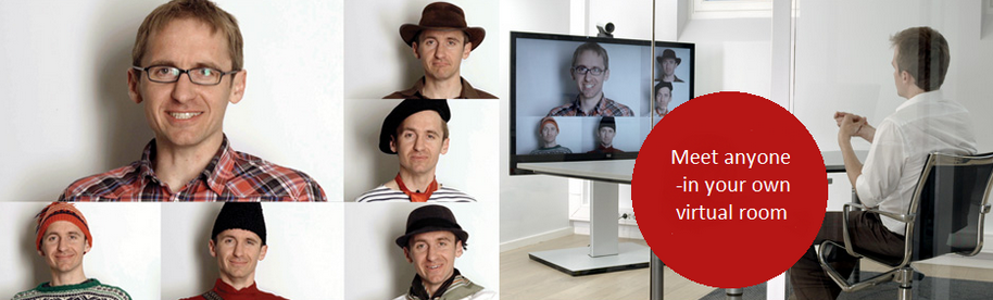"""""""Your Virtual Meeting Room or Mine?"""": Today's User Preference for Video"""