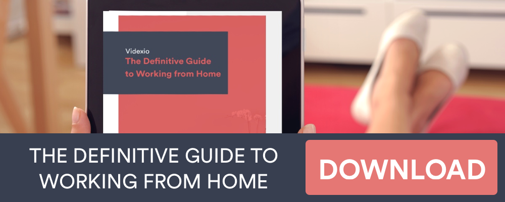 Download the definitive guide to work from home
